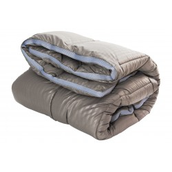 Couette Luxe taupe