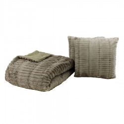 Couverture couvre lit Alaska