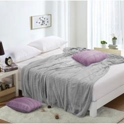 Parure de lit et deux...